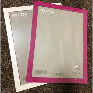 イケア(IKEA)のフレーム IKEA イケア NYTTJA(フォトフレーム)