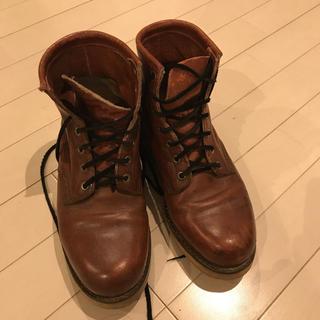 チペワ(CHIPPEWA)のチペワ えび茶 ブーツ(ブーツ)