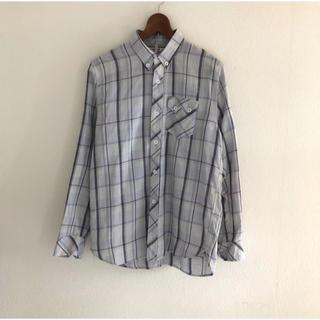 ガイジンメイド(GAIJIN MADE)のチェックシャツ M ガイジンメイド(シャツ)