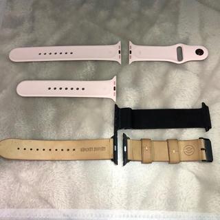 Apple Watch 42mmバンド 3点セット 純正品有