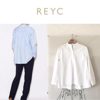 バーニーズニューヨーク(BARNEYS NEW YORK)のお値下げ reyc リック 2017 シャツ yoko chan ヨーコチャン (シャツ/ブラウス(長袖/七分))