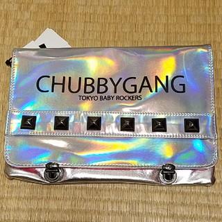 チャビーギャング(CHUBBYGANG)のCHUBBYGANG チャビーギャング クラッチバッグ ショルダーバッグ(クラッチバッグ)