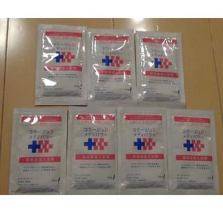 コラージュフルフル(コラージュフルフル)のコラージュDメディパワー 薬用保湿入浴剤×7(入浴剤/バスソルト)