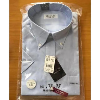 アーヴェヴェ(a.v.v)のワイシャツ 半袖(その他)