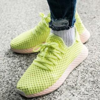 アディダス(adidas)の定価14,040円 22.5cm adidas deerupt runner w(スニーカー)