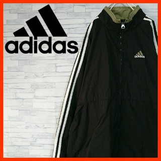 アディダス(adidas)の★激レア★ 90s adidas ナイロンジャケット アディダス 国旗タグ(ナイロンジャケット)