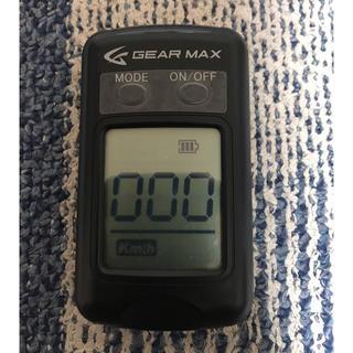 ポケット型マルチスピード計測器 GEAR MAX スピードガン 野球 ゴルフ(練習機器)