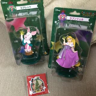 ディズニー(Disney)のクリスマス オーナメントくじ ディズニー(キャラクターグッズ)