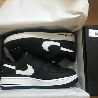 ナイキ(NIKE)のSupreme ギャルソン Nike Air Force 1 Low Black(スニーカー)