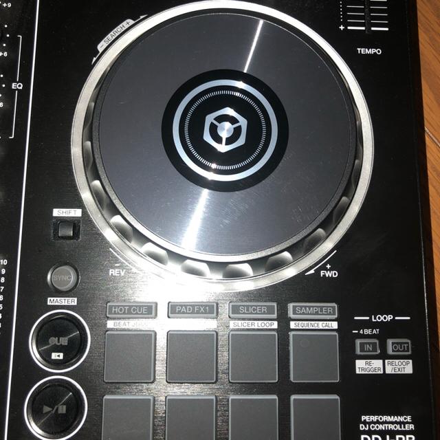 Pioneer(パイオニア)のDDJ RB 楽器のDJ機器(PCDJ)の商品写真
