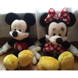 ディズニー(Disney)の【クーポン祭♡】『TDL  ミッキー&ミニー セット』(キャラクターグッズ)
