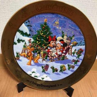 ディズニー(Disney)のディズニー 新品 ディズニーリゾート アンティーク 1996 プレート お皿 (キャラクターグッズ)