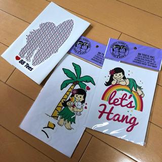 エイティーエイティーズ(88TEES)の♡未使用♡88 TEES ステッカーおまとめ売り(しおり/ステッカー)