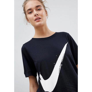 ナイキ(NIKE)の【Sサイズ】新品未使用品 Nike Tシャツ ユニセックス ブラック(Tシャツ(半袖/袖なし))