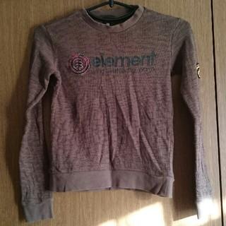 エレメント(ELEMENT)のelement エレメント ロンT Mサイズ サーフィン(Tシャツ(長袖/七分))