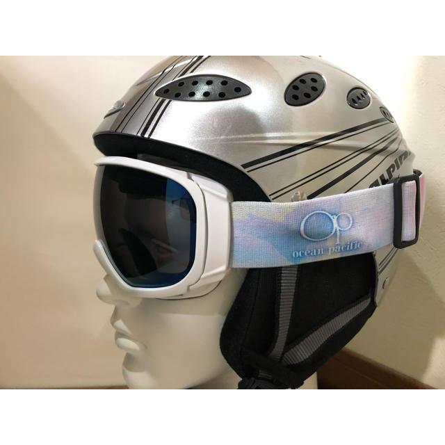 激安価格 スキー・スノーボードゴーグル◇OP オーシャンパシフィックWT スポーツ/アウトドアのスノーボード(アクセサリー)の商品写真