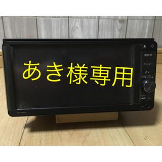 ダイハツ(ダイハツ)のダイハツ純正ナビ NSZP-W66DE 4×4フルセグ・Bluetooth対応(カーナビ/カーテレビ)