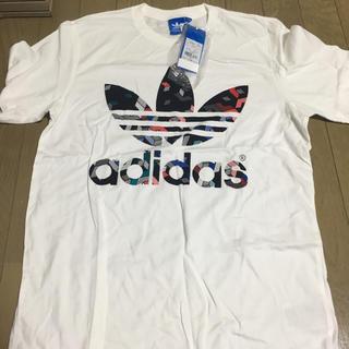 アディダス(adidas)のアディダスティーシャツ(Tシャツ/カットソー(半袖/袖なし))