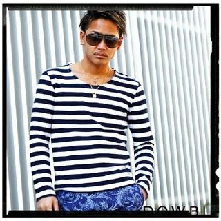 ダブル(DOWBL)の【DOWBL】長袖Tシャツ(Tシャツ/カットソー(七分/長袖))