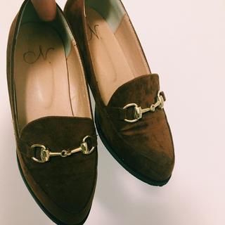 エヌナチュラルビューティーベーシック(N.Natural beauty basic)のビットシューズ(ローファー/革靴)