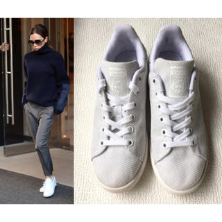 アディダス(adidas)のスタンスミス 22.5 オールホワイト(スニーカー)