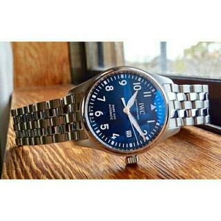インターナショナルウォッチカンパニー(IWC)のIWC マーク18 プティ・プランス   極美品(腕時計(アナログ))