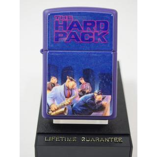 ジッポー(ZIPPO)の1997 Zippo Camel Hard Pack(キャメル)ロックバンド(タバコグッズ)