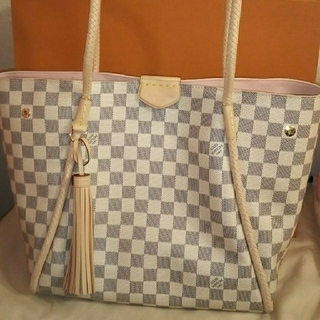 c9abef0c7370 ルイヴィトン(LOUIS VUITTON)の💖LOUIS VUITTONダミエ アズール プロプリアノ👜💖(