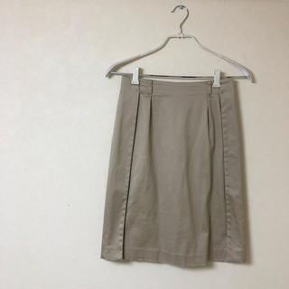ムジルシリョウヒン(MUJI (無印良品))のMuji Labo  綿ストレッチスカート ムジラボ(ひざ丈スカート)