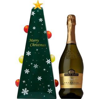 イタリア最高峰辛口スパークリングワイン ヴィッラ サンディ プロセッコ (シャンパン/スパークリングワイン)