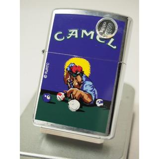 ジッポー(ZIPPO)の1997 Zippo Camel Joe Pool Player(キャメル)(タバコグッズ)