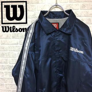 ウィルソン(wilson)のWilson トラックジャケット スポーツMix Mサイズ サイドライン★(ナイロンジャケット)