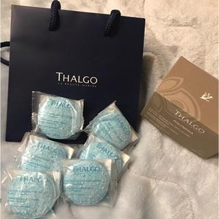 タルゴ(THALGO)のTHALGO ラグーンウォーターベブル 入浴剤6個セット(入浴剤/バスソルト)