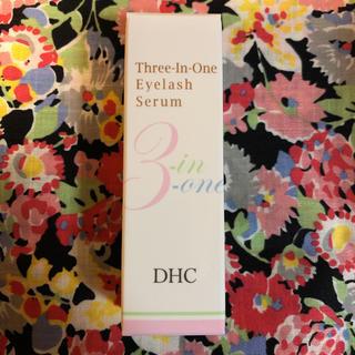ディーエイチシー(DHC)のDHC スリー イン ワン アイラッシュセラム(まつ毛・まぶた用美容液(まつ毛美容液)