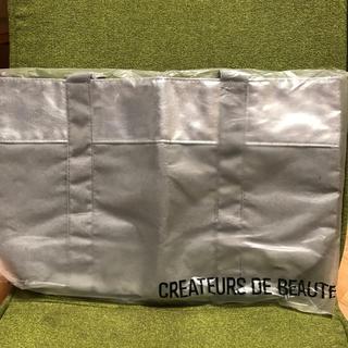 CREATEURS DE BEAUTE トートバッグ(トートバッグ)