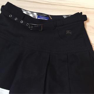 バーバリーブルーレーベル(BURBERRY BLUE LABEL)の新品タグ付き♡バーバリー キュロットスカート(キュロット)