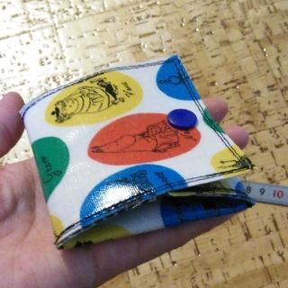 ★ムーミンラミネートコインケース(財布)