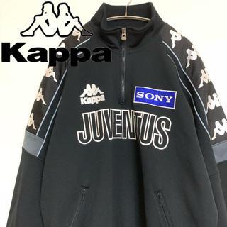 カッパ(Kappa)の【超希少】Kappa SONY ハーフジップジャージ サイドライン(ジャージ)