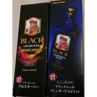 ニッカウイスキー(ニッカウヰスキー)のブレンダーズスピリット3本、クロスオーバー3本(ウイスキー)