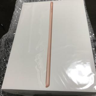 エーユー(au)のiPad simフリー第6世代 2018年 32G Wi-Fi+Cellular(タブレット)