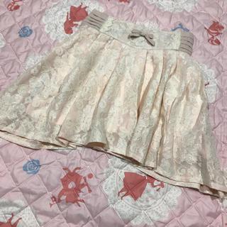 リズリサ(LIZ LISA)のリズリサ 扇プリーツスカート(ミニスカート)