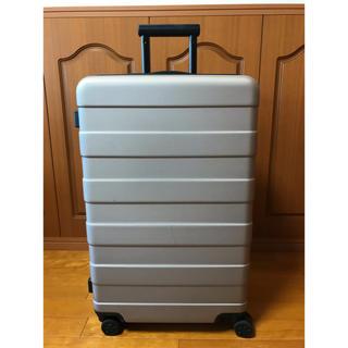 ムジルシリョウヒン(MUJI (無印良品))の無印良品 キャリーバック 62ℓ(スーツケース/キャリーバッグ)