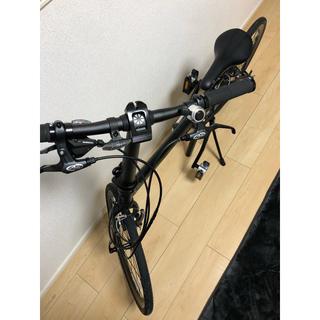 ダホン(DAHON)のDAHON(ダホン) speed falco(2017年式) 折り畳み自転車(自転車本体)
