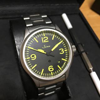 シン(SINN)のkzw様専用 超絶 SINN 656 BEAMS ジン 100本限定(腕時計(アナログ))