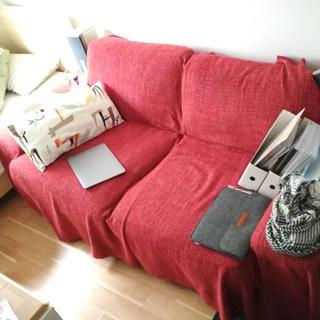 イケア(IKEA)のIKEA ソファ(二人掛けソファ)