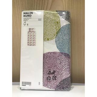 イケア(IKEA)のMALIN RUND マーリン ルンド 掛け布団カバー&枕カバー,シングルサイズ(シーツ/カバー)