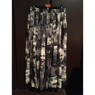 ヴィヴィアンウエストウッド(Vivienne Westwood)のVivienne Westwood パペット柄ロングスカート(ロングスカート)