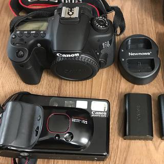 キヤノン(Canon)のCanon EOS60Dとバッテリー3本セット(デジタル一眼)