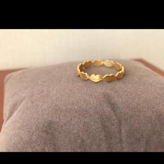 ドゥロワー(Drawer)のMHTマリーエレーヌドゥタイヤックリップリング(リング(指輪))