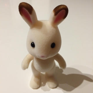 エポック(EPOCH)のシルバニアファミリー ショコラうさぎ 人形(ぬいぐるみ)